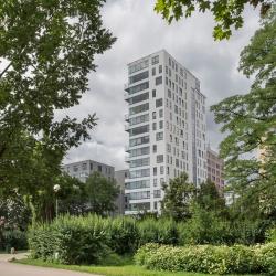 Brno / Luxury Apartments Lužánky