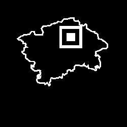Mapa Byty Dělnická