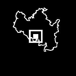 Mapa Palác Trnitá
