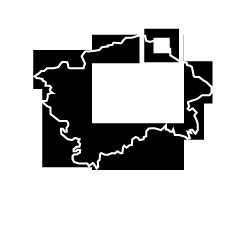 Mapa Vinoř, II. etapa
