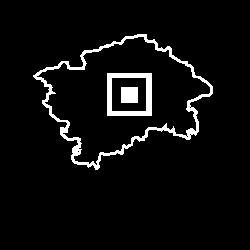 Mapa Žižkovské Pavlače