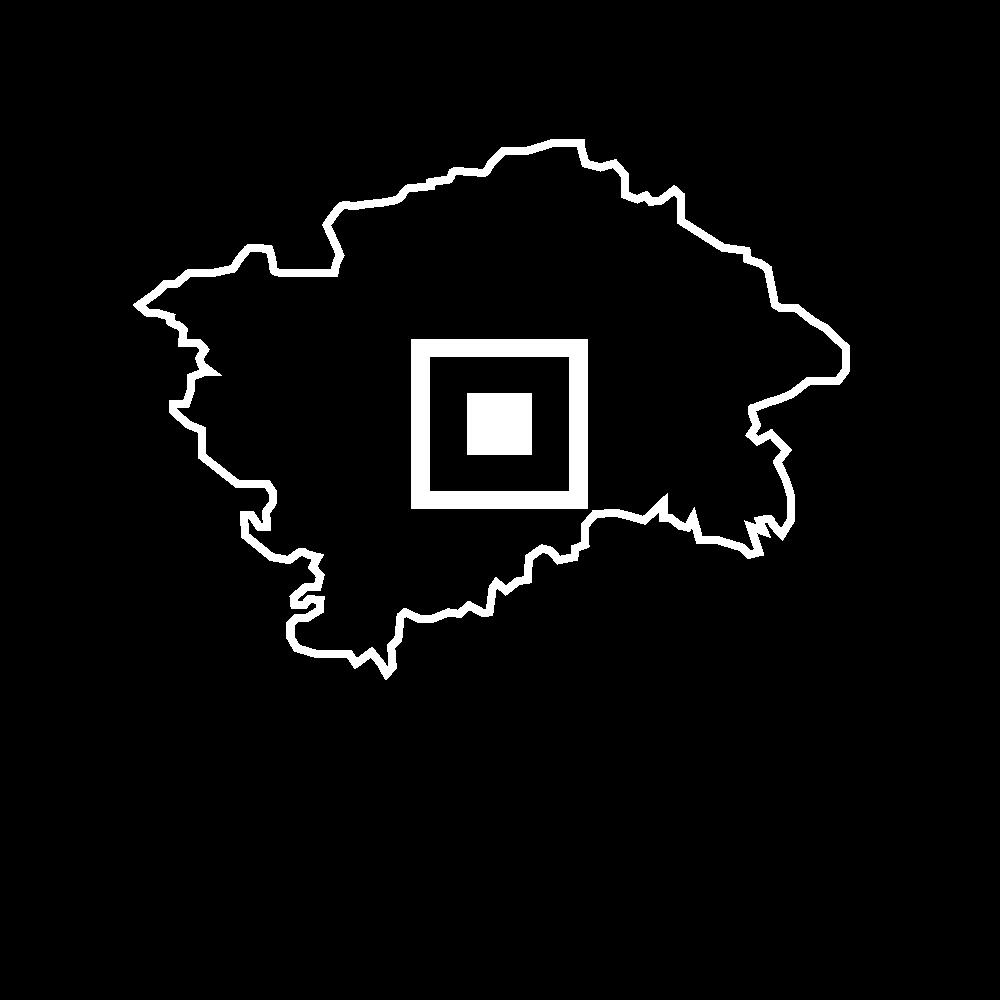 Praha 4 Mapa