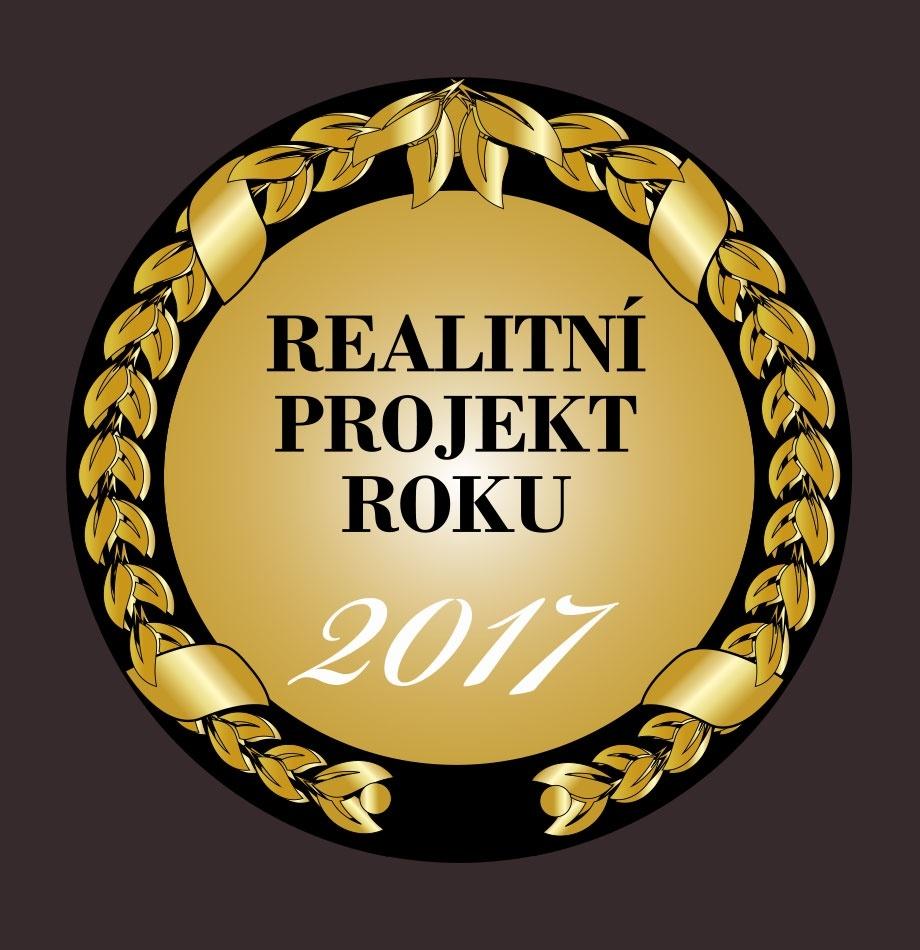 Realitní projekt roku 2017