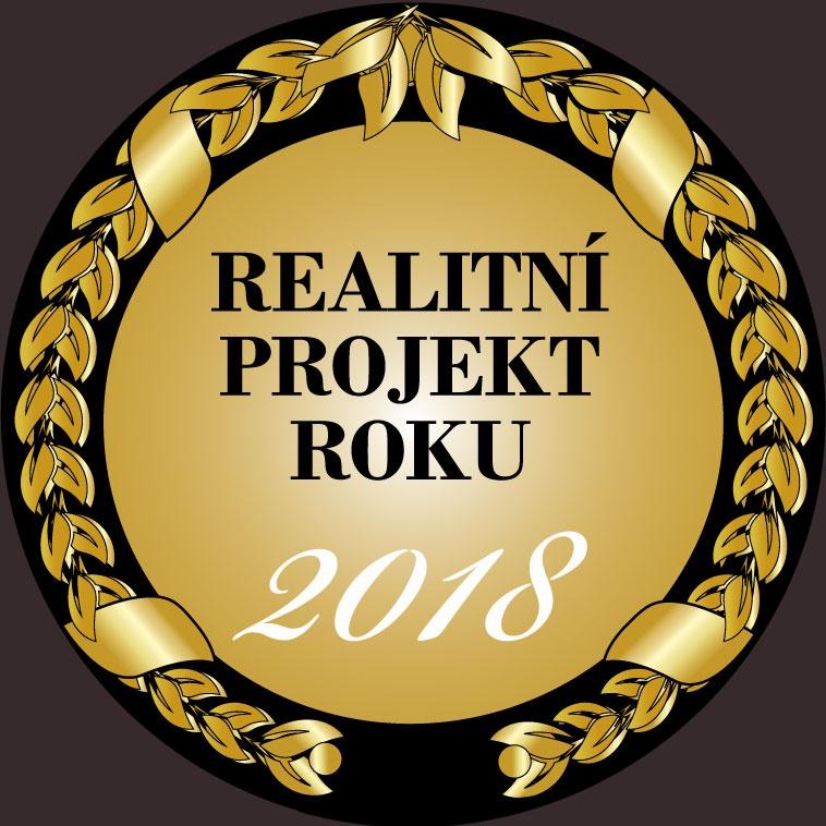 Ocenění v soutěži Realitní projekt roku 2018