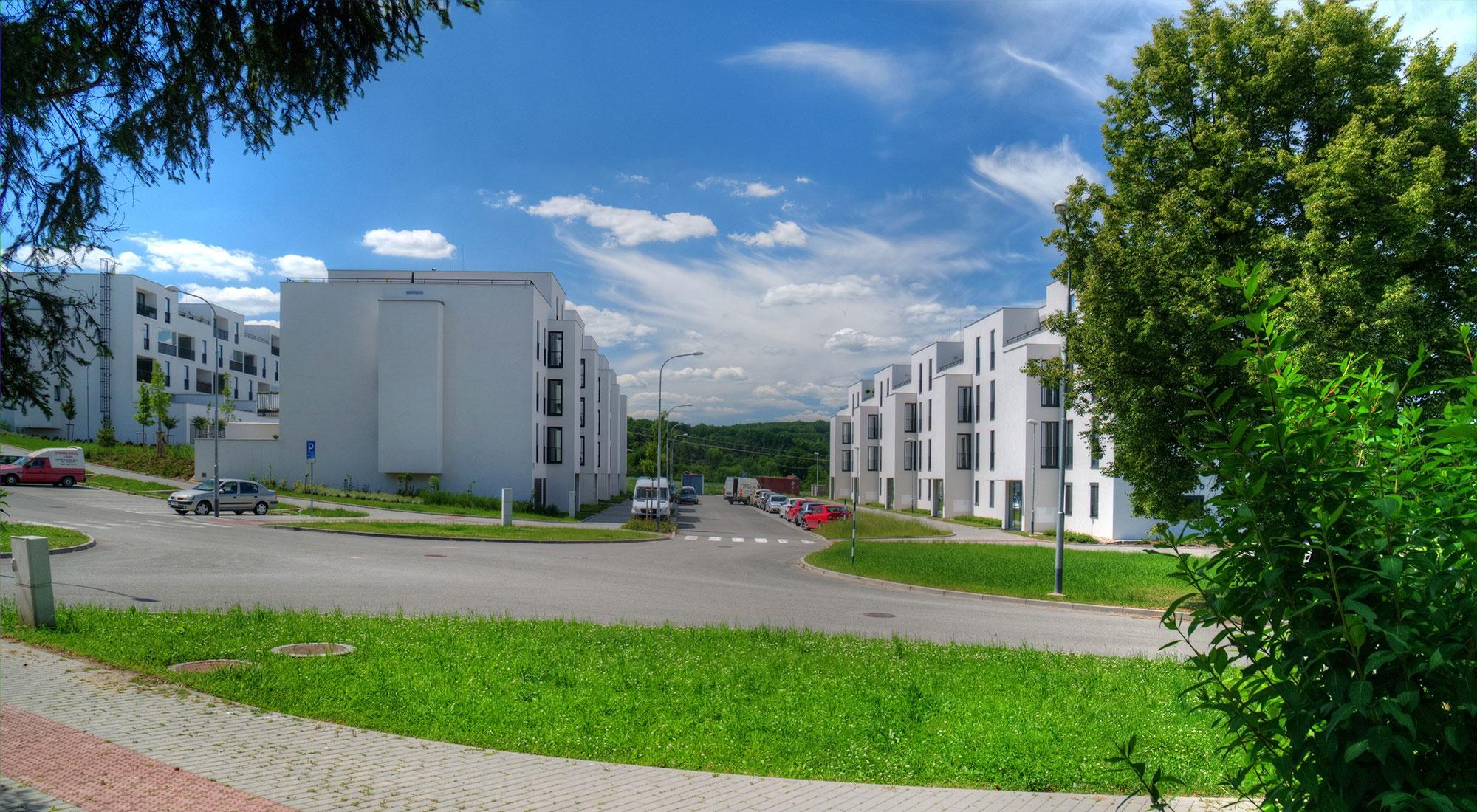 Brno / Bystrc, Panorama