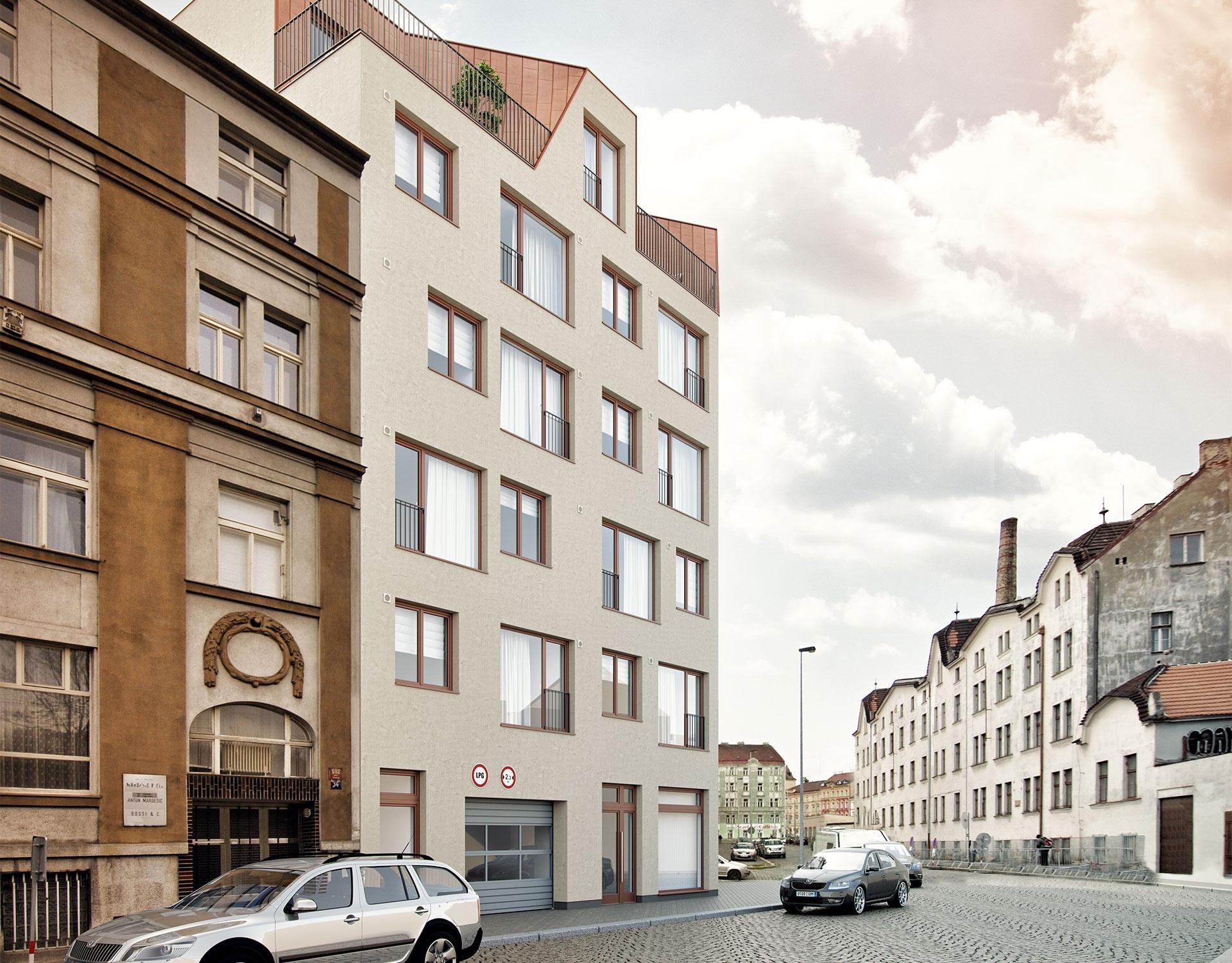 Praha 4 / Nusle