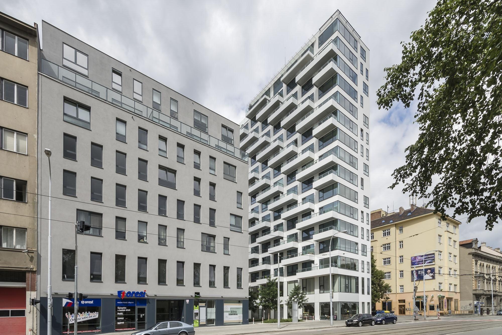 Brno / Rezidence Lužánky