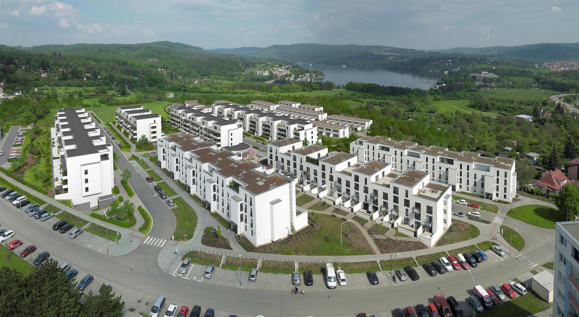 Panorama / Bytové domy