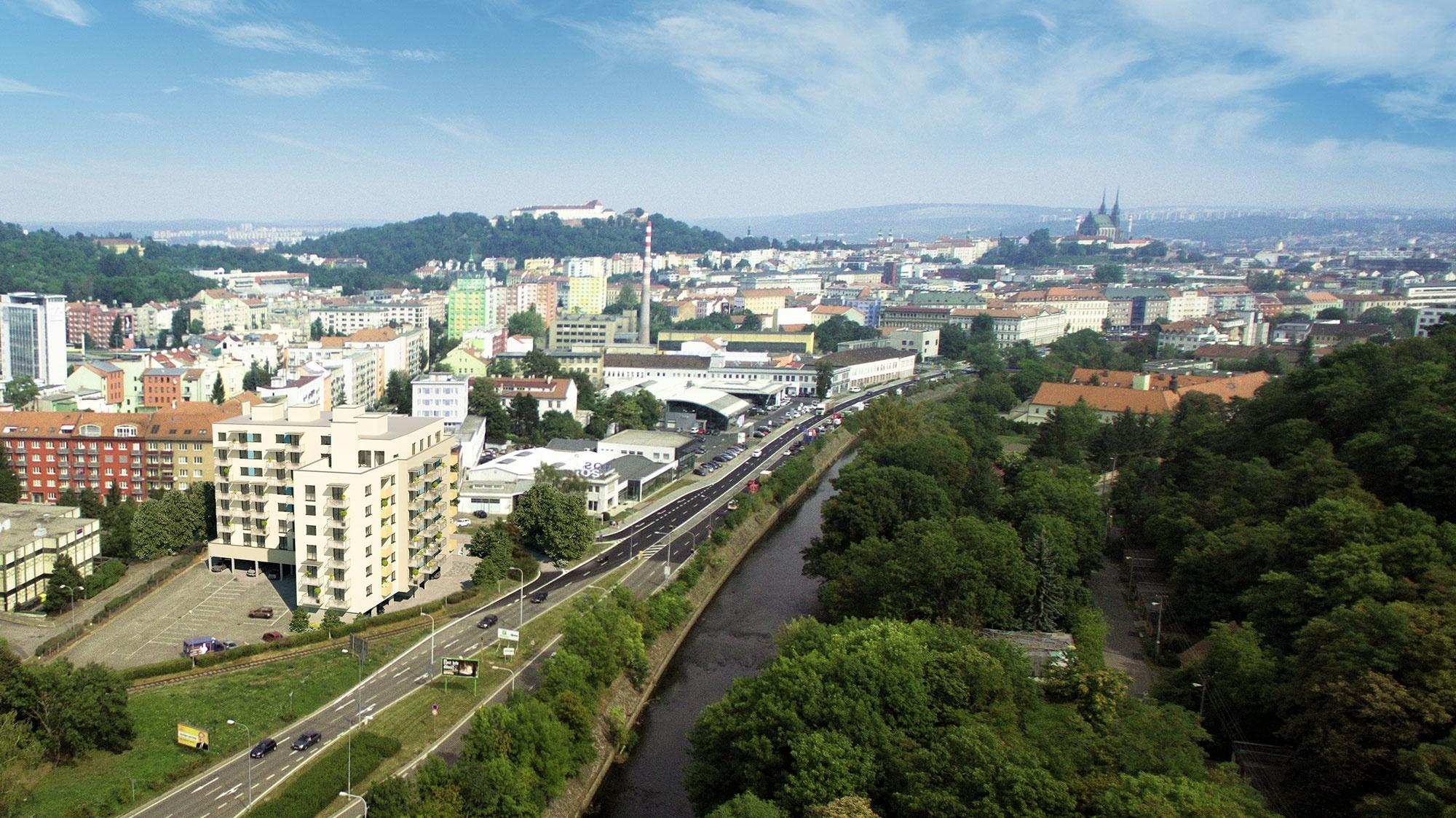 Brno / Pisárky