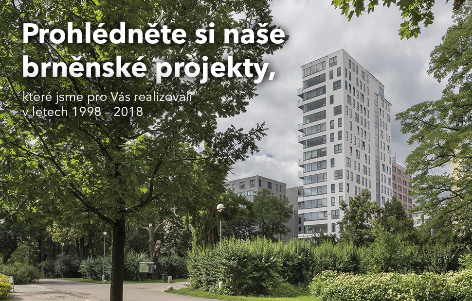 Projekty Brno