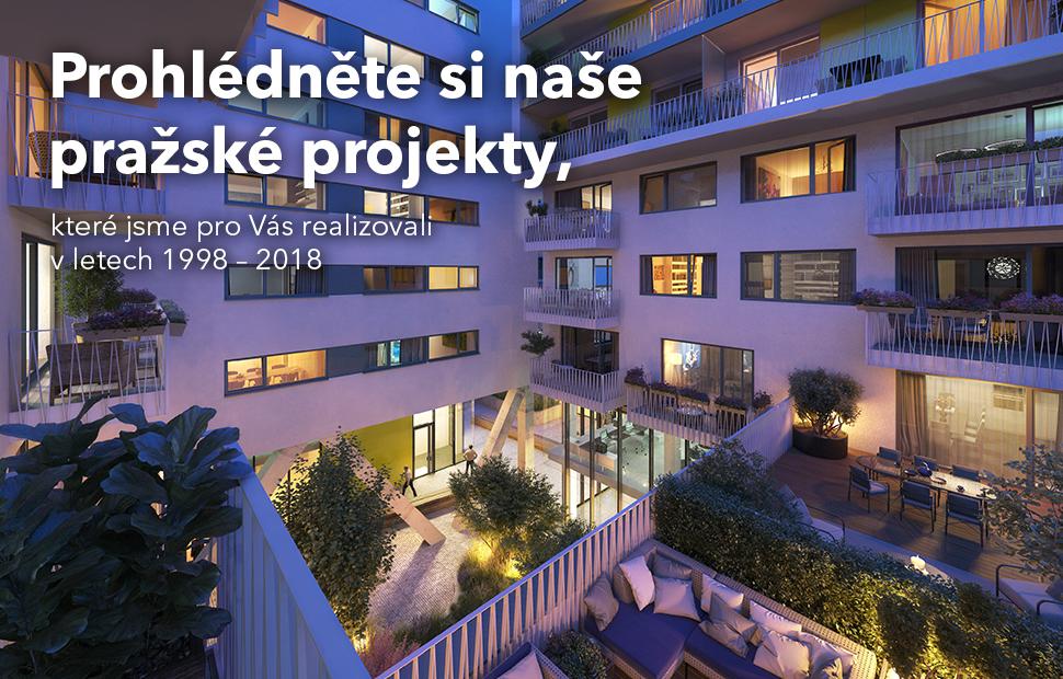 Projekty Praha