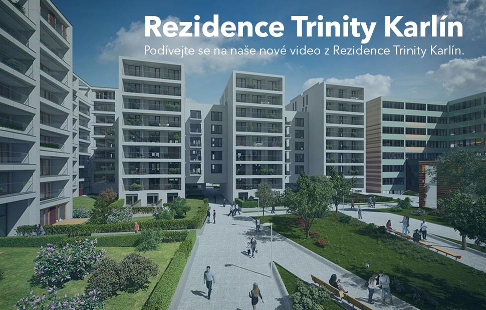 Rezidence Trinity Karlín